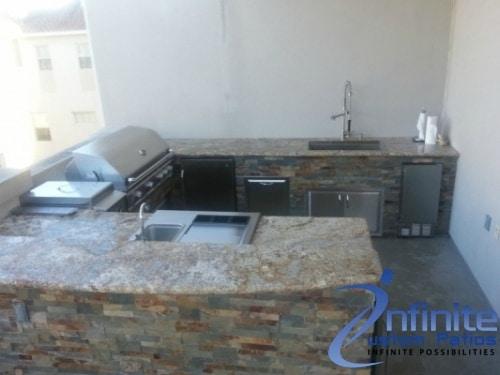 Outdoor Kitchens Design And Builder Houston Tx Ifinite Custom Patios